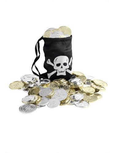 Pirate Coin Bag Thumbnail 1