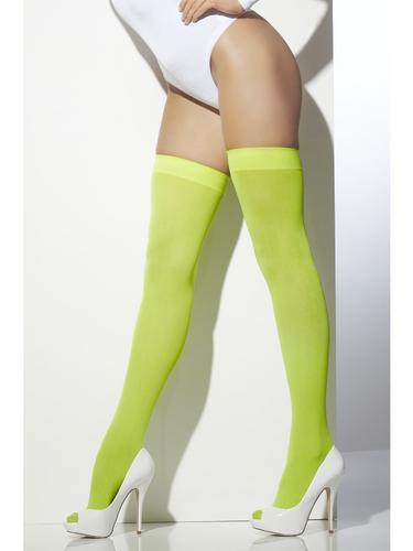 Stockings Neon Green Thumbnail 2