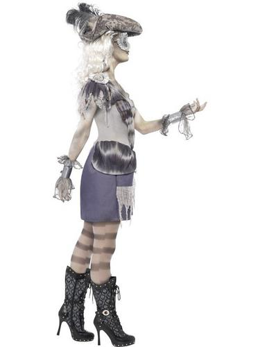 Madame Voyage Fancy Dress Costume Thumbnail 3