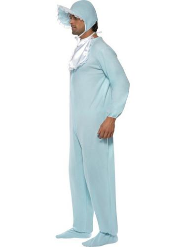 Adult Baby Fancy Dress Costume Thumbnail 2