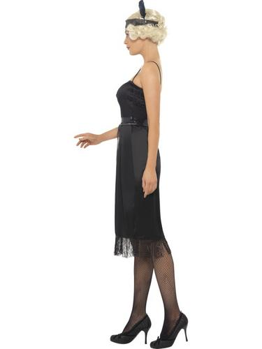 Flapper Fancy Dress Costume Thumbnail 3
