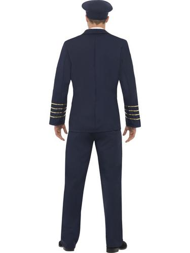 Pilot Fancy Dress Costume Thumbnail 2