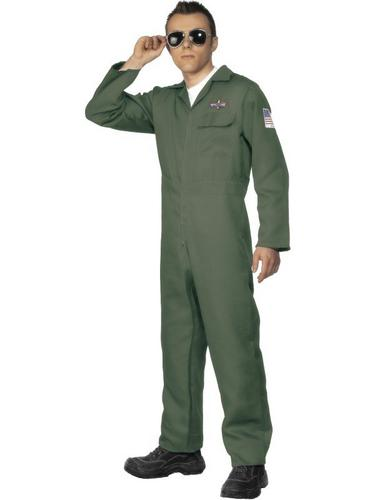 Aviator Fancy Dress Costume Thumbnail 1