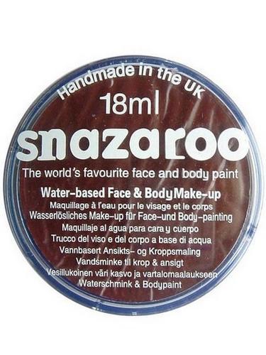 Maroon Facepaint 18Ml Thumbnail 1