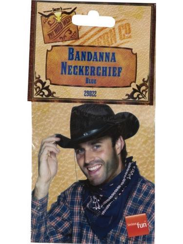 Western Bandana Blue Thumbnail 2