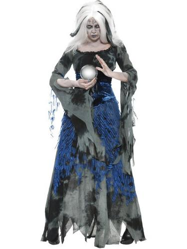 Sinful Soothsayer Fancy Dress Costume Thumbnail 1
