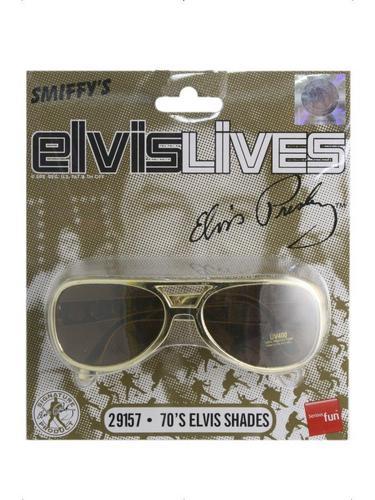 Elvis Gold Shades Thumbnail 2