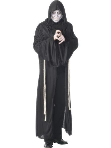 Grim Reaper Fancy Dress Costume Thumbnail 1