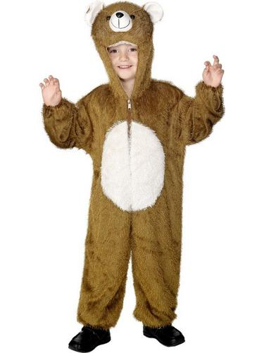 Bear Fancy Dress Costume Thumbnail 1