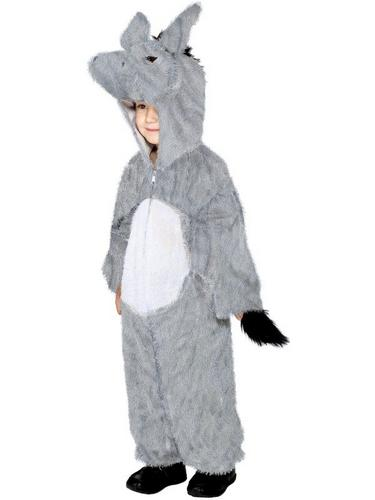 Donkey Fancy Dress Costume Thumbnail 1