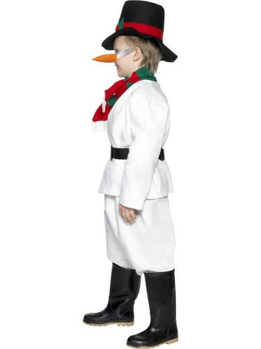 Snowboy Fancy Dress Costume Thumbnail 3