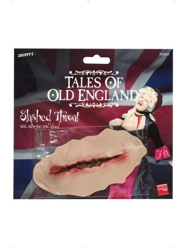 Tales of Old England Slashed Throat Thumbnail 2