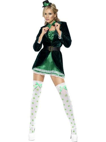 St Patricks Day Fancy Dress Costume Thumbnail 1