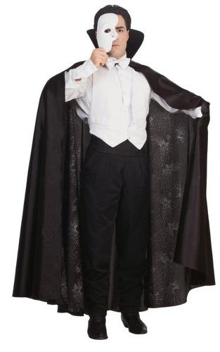Phantom Of The Opera Fancy Dress Mask Thumbnail 1