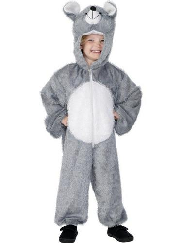 Mouse Fancy Dress Costume Childs Thumbnail 1