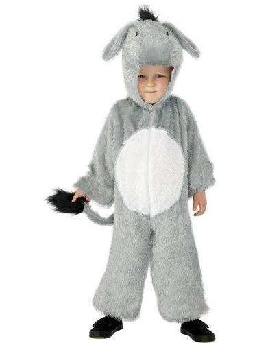 Donkey Fancy Dress Costume Child Thumbnail 1