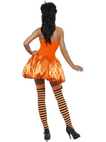 Pumpkin Fancy Dress Costume Thumbnail 3