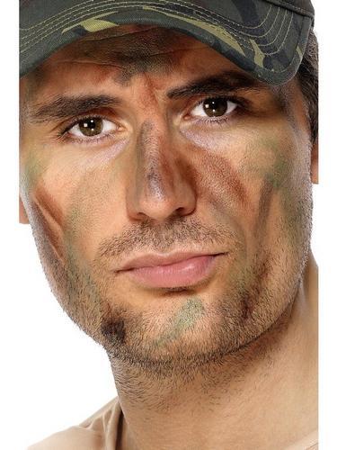 Army Make up Thumbnail 1