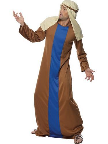 Adult Joseph Fancy Dress Costume Thumbnail 3