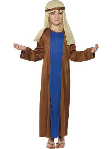Kids Joseph Fancy Dress Costume Thumbnail 1