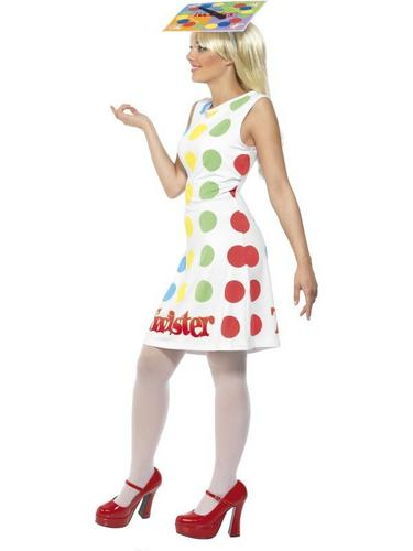 Female Twister Fancy Dress Costume Thumbnail 3