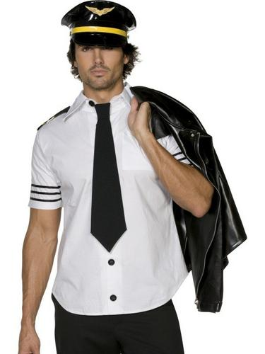 Gents Mile High Fancy Dress Costume Thumbnail 2