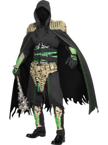 Soul Reaper Fancy Dress Costume Thumbnail 1