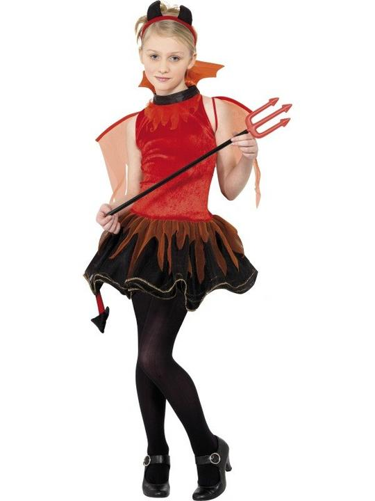 Devil Fancy Dress Costume Thumbnail 1