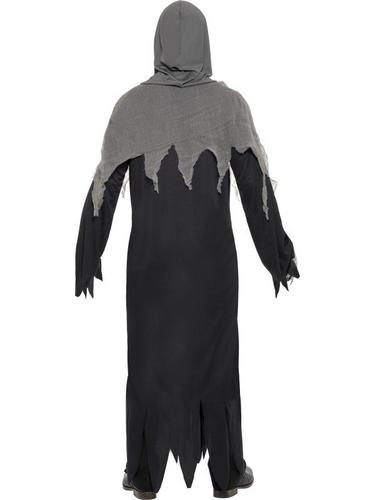 Grim Reaper Robe Fancy Dress Costume Thumbnail 2