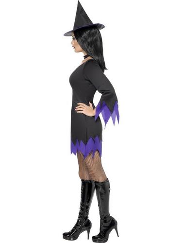 Witch Fancy Dress Costume Thumbnail 3