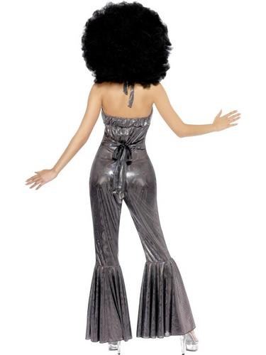 Disco DivaFancy Dress Costume Thumbnail 2