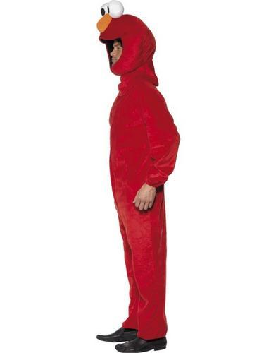 Sesame StreetElmo Fancy Dress Costume Thumbnail 3