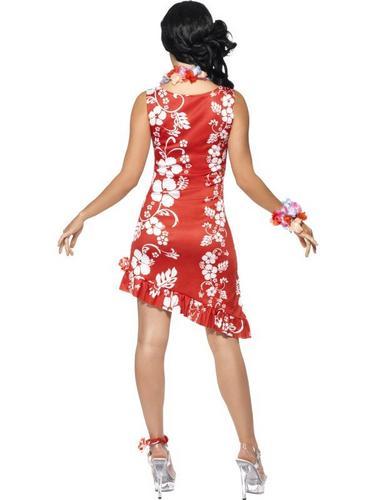 Hawaiian Beauty Fancy Dress Costume Thumbnail 2