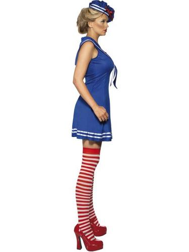 Sailor Cutie Fancy Dress Costume Thumbnail 3