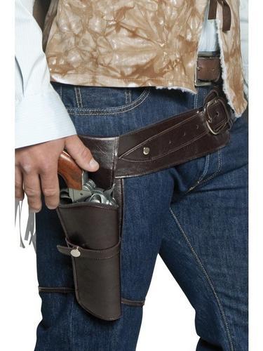 Western Gunman Belt and Holster Thumbnail 1