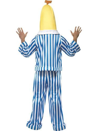Bananas In Pajamas Fancy Dress Costume Thumbnail 3