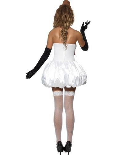 Sexy Snowman Fancy Dress Costume Thumbnail 3
