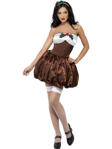 Saucy Pud Fancy Dress Costume Thumbnail 1