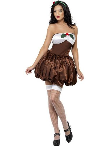 Saucy Pud Fancy Dress Costume Thumbnail 2