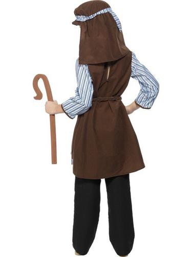 Boys Shepherd Fancy Dress Costume Thumbnail 3