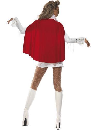Viva Las Vegas Fancy Dress Costume White Thumbnail 3