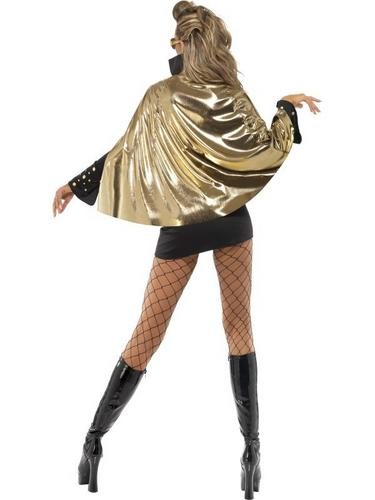 Viva Las Vegas Fancy Dress Costume Black Thumbnail 3