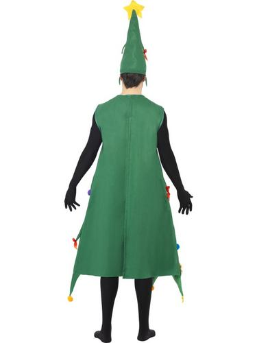 Deluxe Christmas Tree Fancy Dress Costume Thumbnail 3