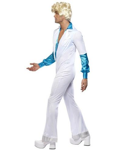 Disco Man Fancy Dress Costume Thumbnail 3