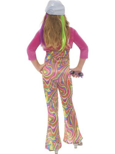 Kids Groovy Glam Fancy Dress Costume Thumbnail 3