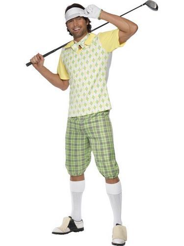 Gone Golfing Fancy Dress Costume Thumbnail 1