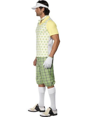 Gone Golfing Fancy Dress Costume Thumbnail 3