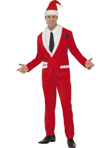 Santa Cool Fancy Dress Costume Thumbnail 1