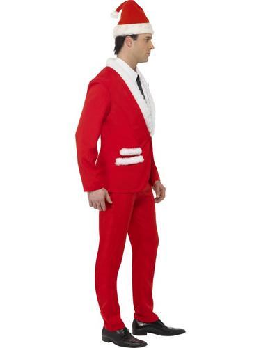 Santa Cool Fancy Dress Costume Thumbnail 2