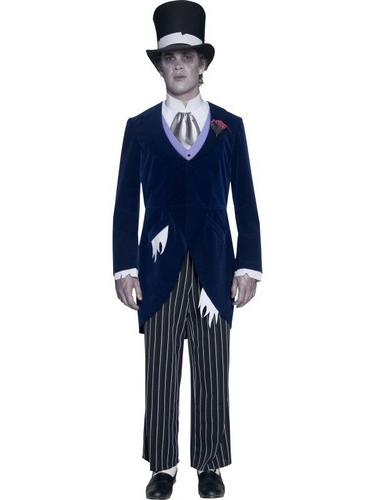 Groom Fancy Dress Costume Thumbnail 1